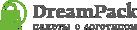 DreamPack - пакеты с логотипом